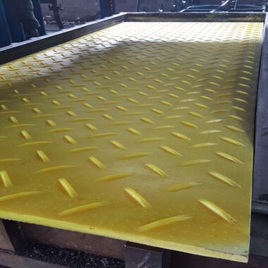 超高分子量聚乙烯塑料防滑板 (8)